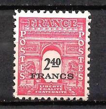 France 1945 Yvert n° 710 neuf ** 1er choix
