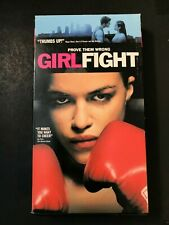Girlfight (Vhs, 2000) Michelle Rodriguez