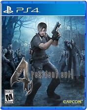 Resident Evil 4  HD - PlayStation 4 Standard Edition Brand New In stock