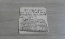 Hennessy Cognac - French - Beermat - No 4