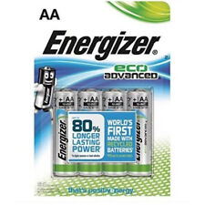Energizer LR6 AA Mignon Eco Advanced Battery (Pack of 4) RRP £4.99