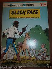 Les Tuniques Bleues N°20: Black Face/ Dupuis