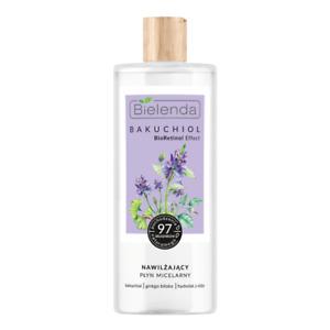 Bielenda Bakuchiol BioRetinol Effect Moisturizing Micellar Liquid Dry Skin 500ml