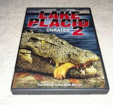 Lake Placid 2 (DVD, 2008, Unrated) *RARE opp *HORROR *HALLOWEEN