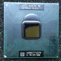 Intel Core2 Duo T6400 T6500 T6570 T6600 T6670 Socket P CPU