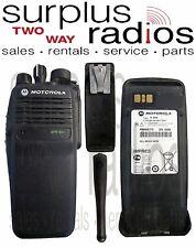 Motorola XPR6350 Digital analog Radio UHF 32CH 403-470mhz 4 Watt  AAH55QDC9LA1AN