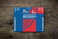 Motorola / Eddy Merckx Team Jersey - Mouse Mat - Bike Ninja Cycling Road Retro