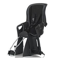 Römer Jockey Relax Fahrrad- Kindersitz - schwarz/grau - Fahrradsitz