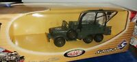 SOLIDO FRANCE 6144 DODGE 6 X 6  MILITARY 1/50 NEUF EN BOITE