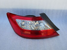 HONDA CIVIC TAILLIGHT REAR TAIL LIGHT OEM 2006 2007 2008 2 DOOR COUPE LEFT