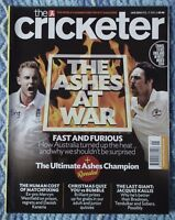 THE CRICKETER - JANUARY 2014  (VOLUME 11, ISSUE 4)