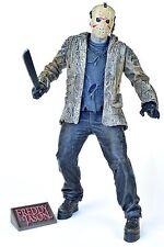 "NECA Freddy Vs. Jason JASON VOORHEES 8"" Figure Friday The 13th 2004"