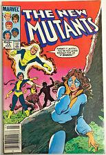 NEW MUTANTS#13 FN 1984 MARVEL COMICS