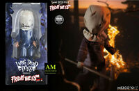MEZCO LIVING DEAD DOLLS - FRIDAY THE 13th PART II - JASON VOORHEES - FIGUR