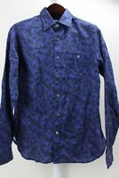 Todd Snyder 100% Cotton Multi-Colored Long Sleeve Shirt - Size - Small