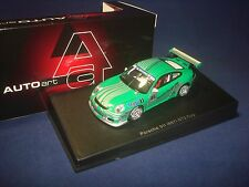 Porsche 911 (997) GT3 Cup #89 Green AUTOart 1:43