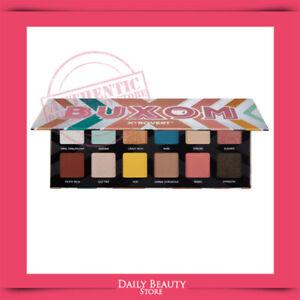 Buxom Xtrovert Eyeshadow Palette 1.1g 0.03oz x 12 NEW FAST SHIP