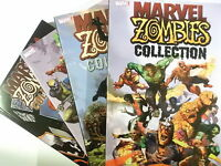 Auswahl = MARVEL ZOMBIES COLLECTION # 1 2 3 4 ( Softcover & Hardcover) NEU