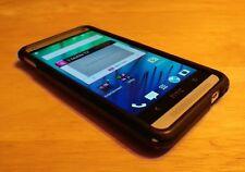 HTC One M7 - 32GB - Silver (Unlocked) Smartphone See Description