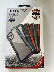 X-Doria Defense Ultra Drop Tested Case For iPhone 12Pro Max PACIFIC BLUE