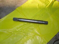 JOHN DEERE 1600 WIDE AREA MOWER AXLE SHAFT RIGHT REAR  M800435