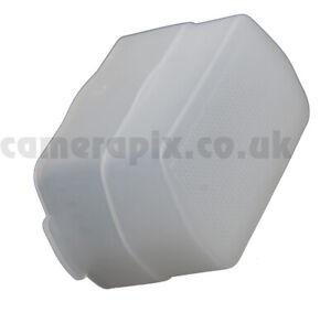 Flash Bounce White Dome Diffuser light box for Canon Speedlite 580EX II 580EXII