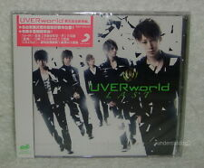 UVERworld Last GOLD LOST world 2010 Taiwan CD