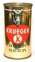Krueger Bock Beer Flat Top