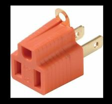Lot of 2 - Steren 905-100 Ac U Ground Adapter Ul Accs