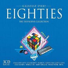Greatest Ever Eighties 3-CD Box Set NEW SEALED Madness/Nena/Kirsty MacColl/M+