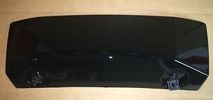 2015 to 2020 Cadillac Escalade Bumper Hitch Cover OEM GM Black Raven WA#8555