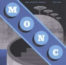 Men of North Country - This City Neue CD