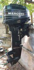Mercury  2-Takt Bootsmotor 10 Ps  für Fernbedienung vorbereitet