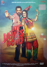JATT JAMES BOND-PUNJABI BOLLYWOOD DVD Gippy Grewal, Zareen Khan, Gurpreet Ghuggi