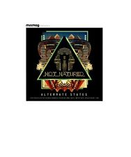 HOT NATURED Alternate states Metro Area Jamie Jones TIGA Osunlade MIXMAG CD