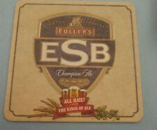 ESB Fullers Champion Ale UK Beer Coaster