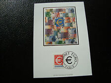 FRANCE - carte 1er jour 6/2/1999 (euro) (cy50) french