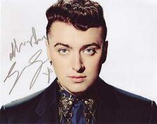 "019 Sam Smith - English Singer Songwriter Latch 18""x14"" Poster"