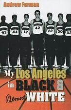 My Los Angeles in Black & Almost White by Andrew Furman 2010 HCDJ NEW IN Plastic
