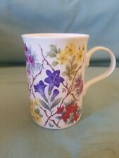 Royal Osborne Alipine Chintz Exclusive Design Fine Bone China Floral Mug GC