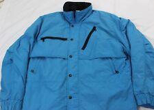 The North Face Light Blue Teal Aqua Jacket Mens Size L