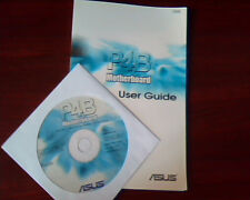 P4B Motherboard User Guide 15-0631690003 Intel 845 Chipset Series Support CD