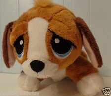 """10"""" RESCUE PET BATTERY OPERATED  HEALTHY PUP CHECK UP PUPPY BARKS RESCUE PET"""