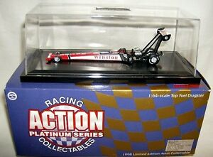 action 1/64 GARY SCELZI WINSTON 1998 TOP FUEL DRAGSTER