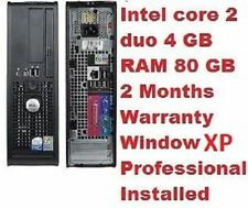 PC de bureau Intel Core 2