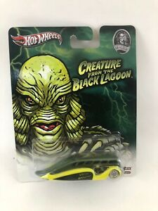 Hot Wheels LOW FLOW THE CREATURE FROM THE BLACK LAGOON / Universal Monsters