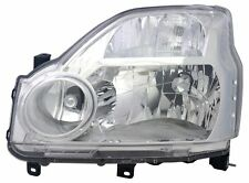Scheinwerfer links für Nissan X-Trail T31 07-10 H4 + LWR Stellmotor vorne TYC