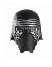 Force Awakens Costume Accessory, Mens Star Wars Kylo Ren 1/2 Mask, Age 14+