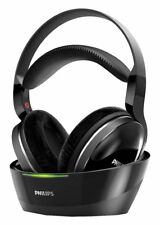 Philips SHD8850 Over the Ear Wireless Headphones - Black