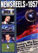 Newsreels of 1957 (DVD, 2015)